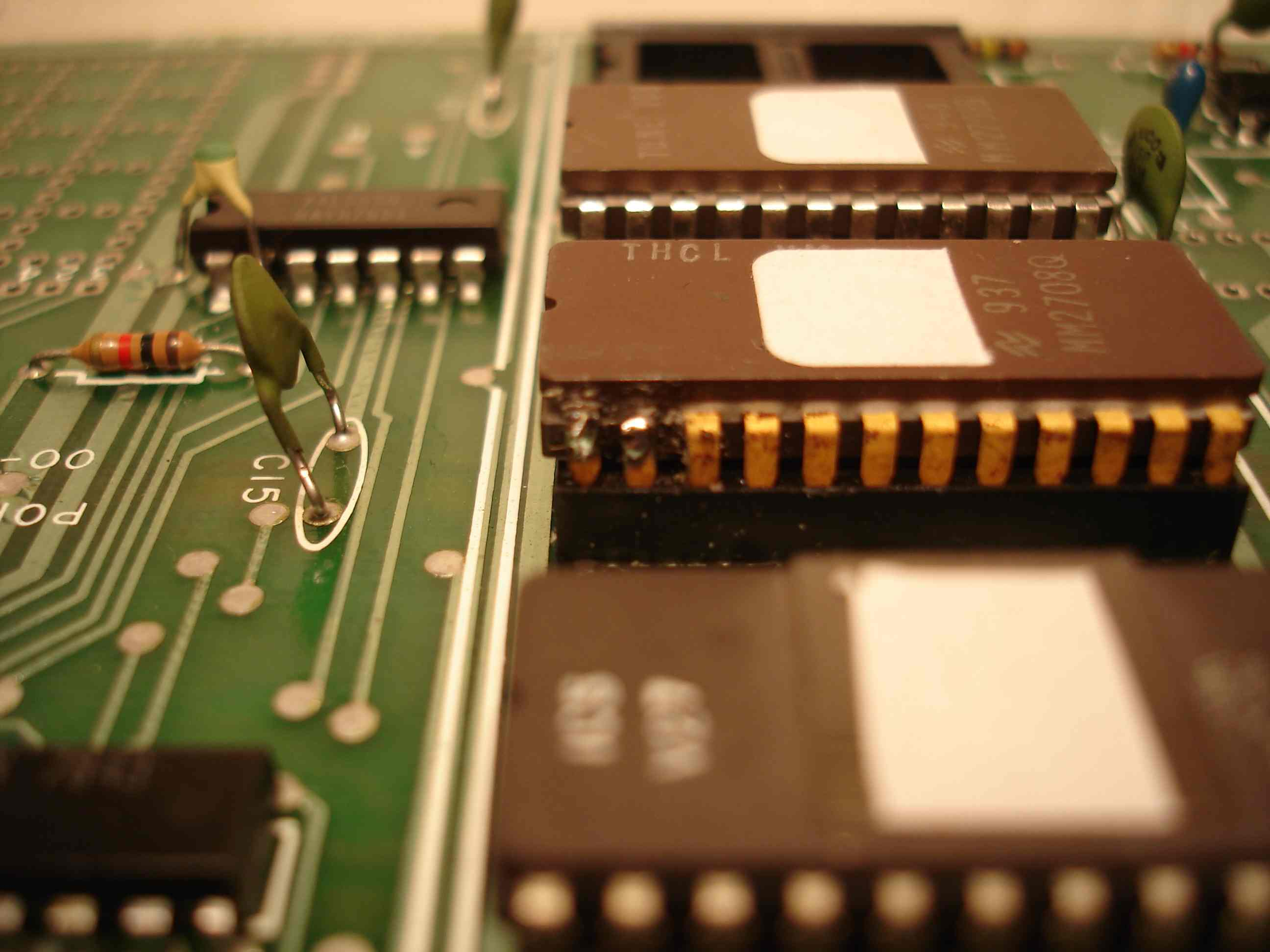 eprom repaired broken pin1 .JPG