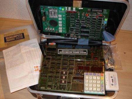 Mono board 8080 ICS Learning Tree.
