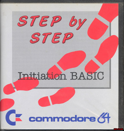 STEP by STEP - Initiation BASIC - Commodore 64