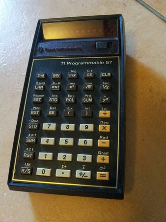 Texas Instruments (TI) 57.