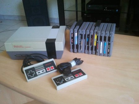 Nintendo NES, don