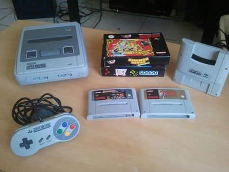Super Nintendo, don