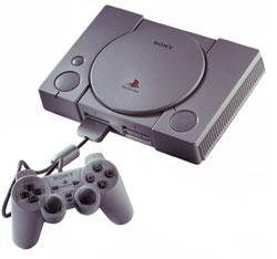 Console Playstation.