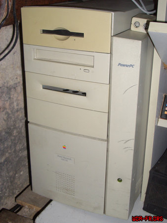 Apple Power Macintosh 9600 de transfert logiciel de la WDA - 2014.