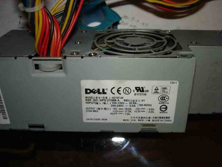Alimentation DELL N275P-00