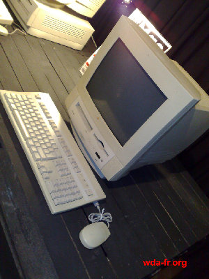 Un Apple Power Macintosh 5xxx.
