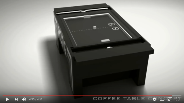 COFFEE TABLE CONCEPT.