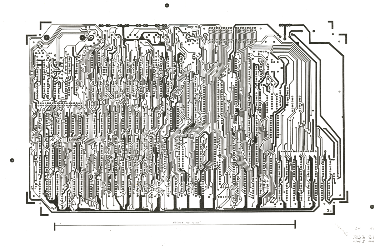 Lynx 48K 96K Issue 2B PCB Artwork Solder Side 1200px.png