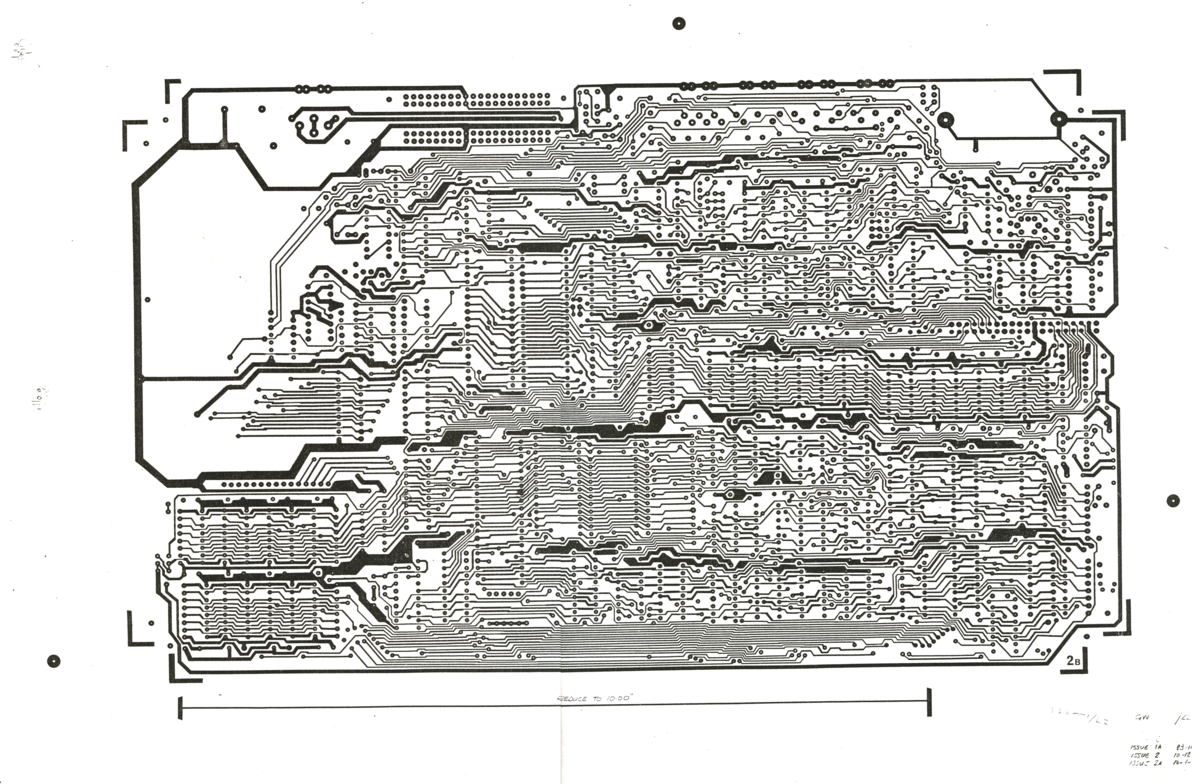 Lynx 48K 96K Issue 2B PCB Artwork Component Side 1200px.png