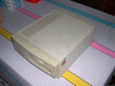 1 Power Macintosh 7100/80 (Merci WDA)