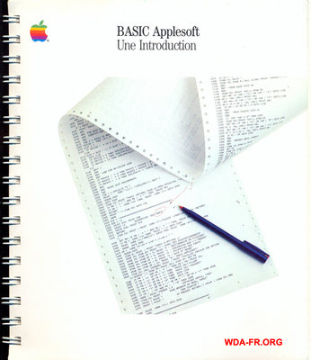 BASIC Applesoft Une Introduction